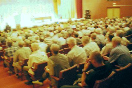 Конференция ветеранов войны, внутренних войск и правоохранительных органов