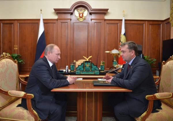 Экс-вицегубернатор Андрей Шевелев стал экс-губернатором