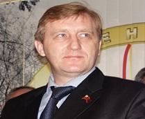 Мер смоленска - Александр  Данилюк